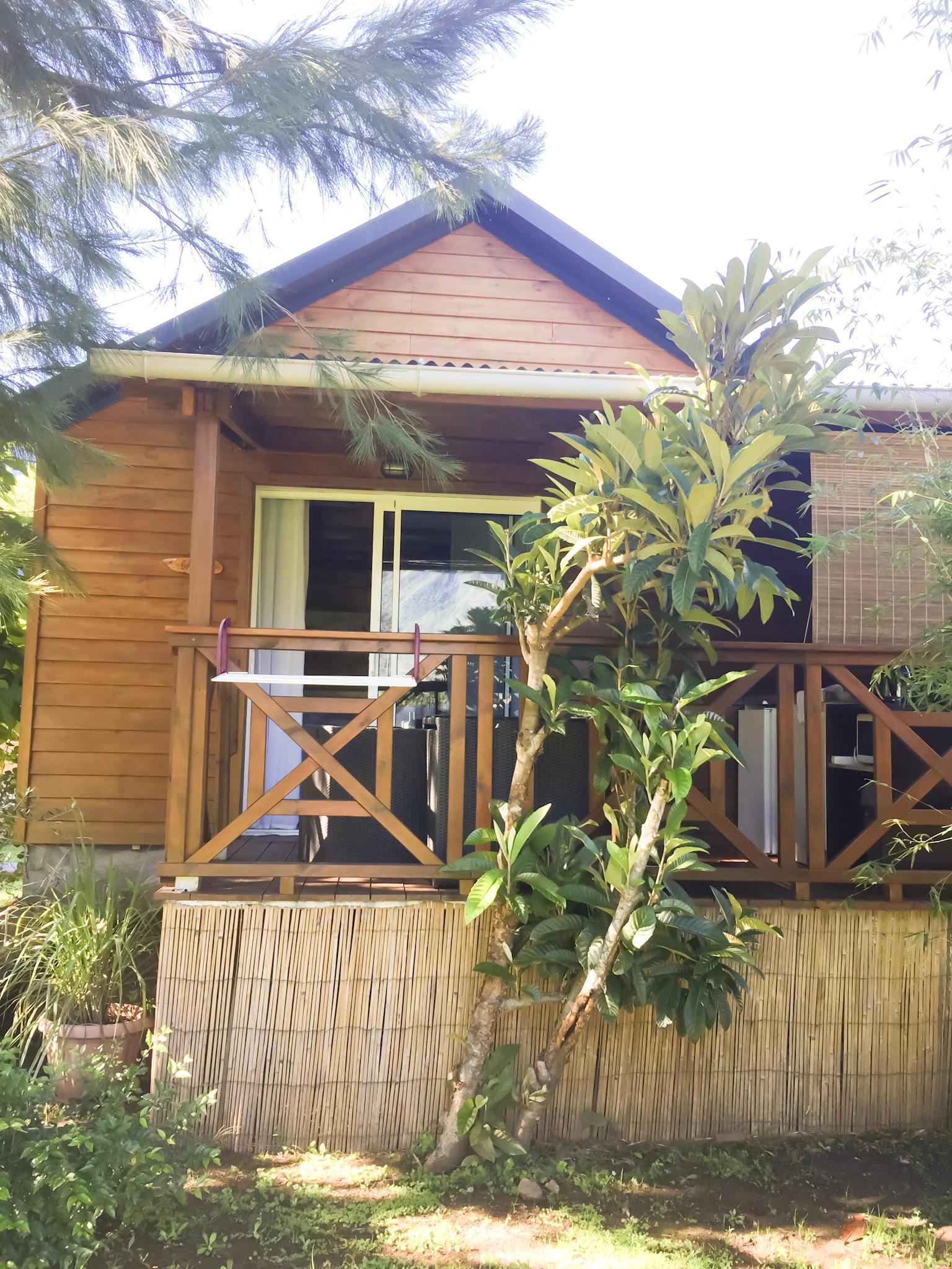 bungalow la paviere