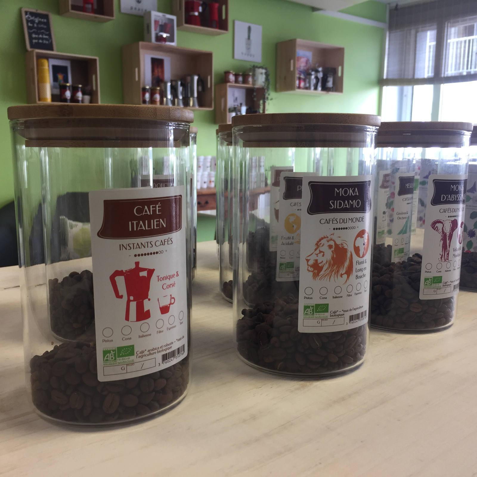 Origines Tea&Coffee