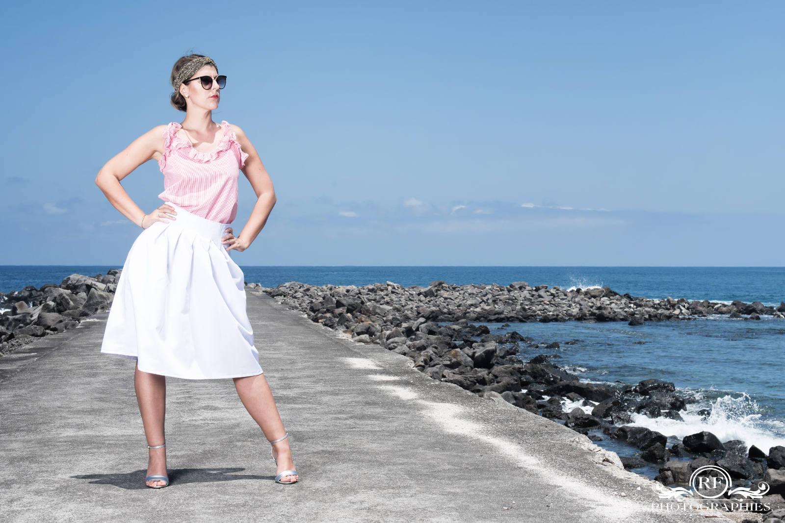 look a l'orée Couture par les bons plans de stef