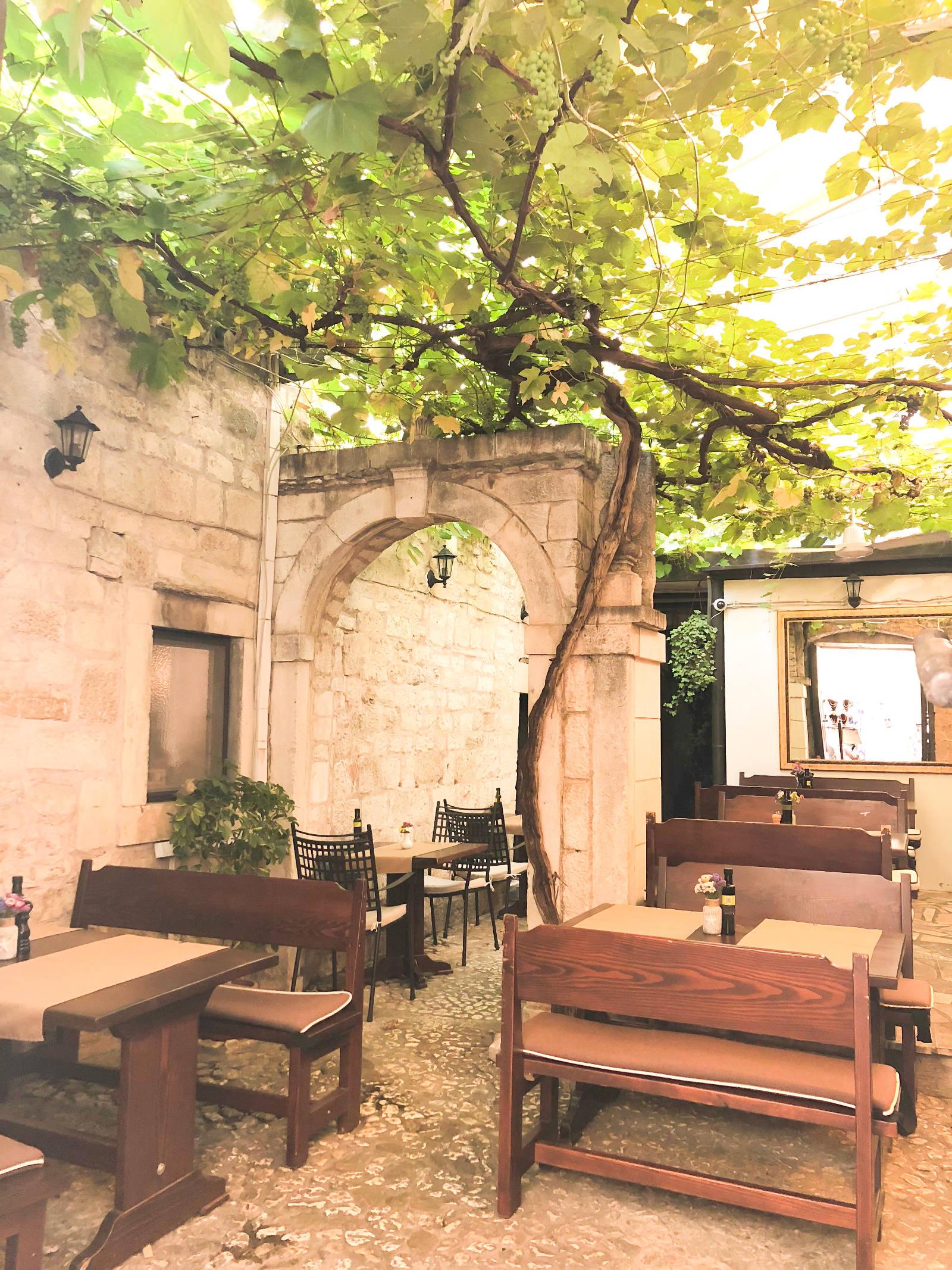restaurant Croatie
